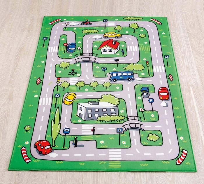 Covor camera copii Soft Traffic Carpet [1]