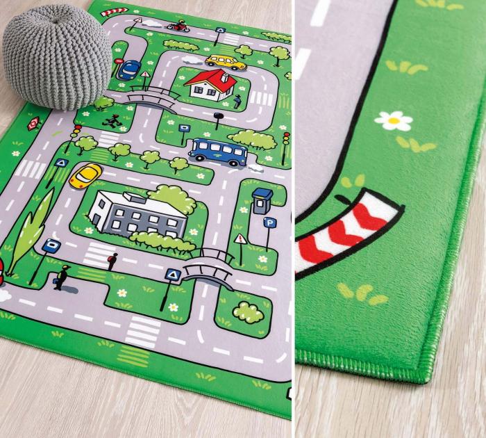 Covor camera copii Soft Traffic Carpet [2]