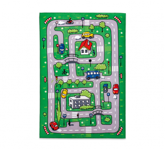 Covor camera copii Soft Traffic Carpet [0]