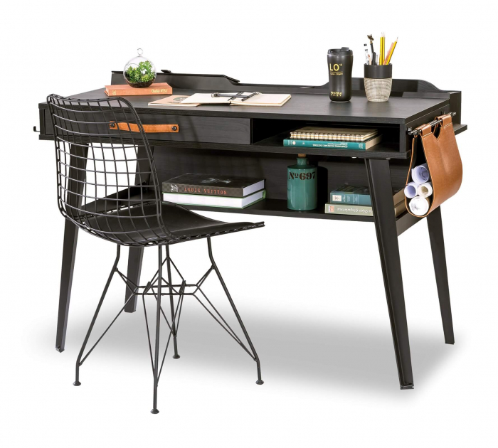 Masa de birou mic, pentru adolescentilor Colectia Dark Metal [0]