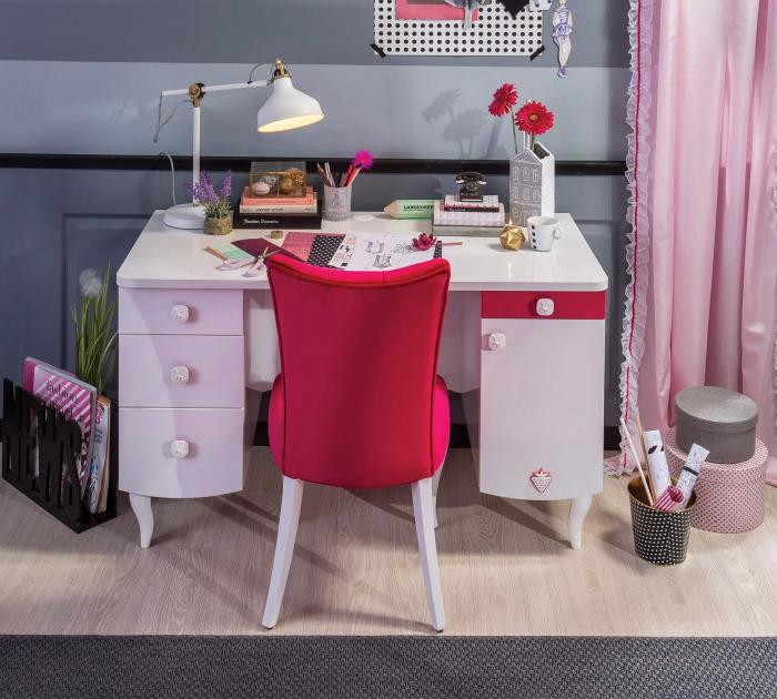 Masa de birou pentru camera fetelor Colectia Yakut [1]