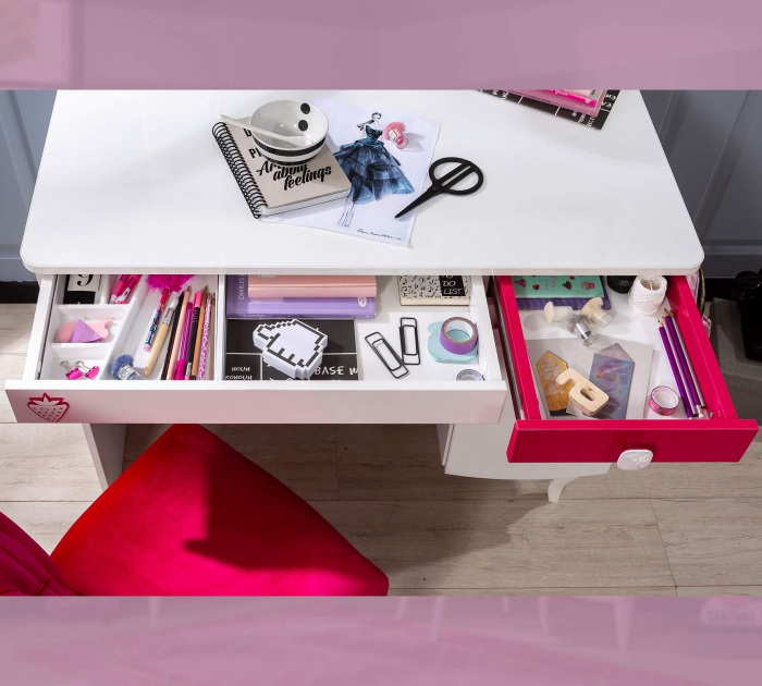 Masa de birou, pentru camera fetelor Colectia Yakut [3]