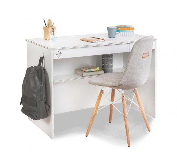 Masa de birou, pentru copii si tineret Colectia White [0]
