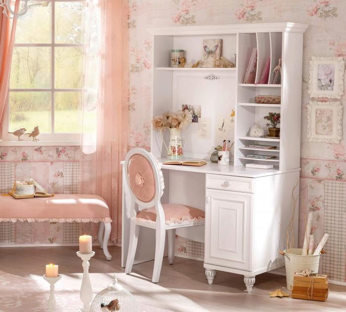 Masa pentru camera copii si adolescenti Colectia Romantica [1]