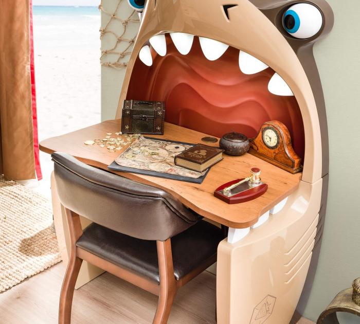 Masa rechin, pentru camera baieti, Colectia Pirate [2]