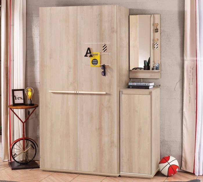 Modul dulap copii Colectia Duo 39x46x104 cm [1]