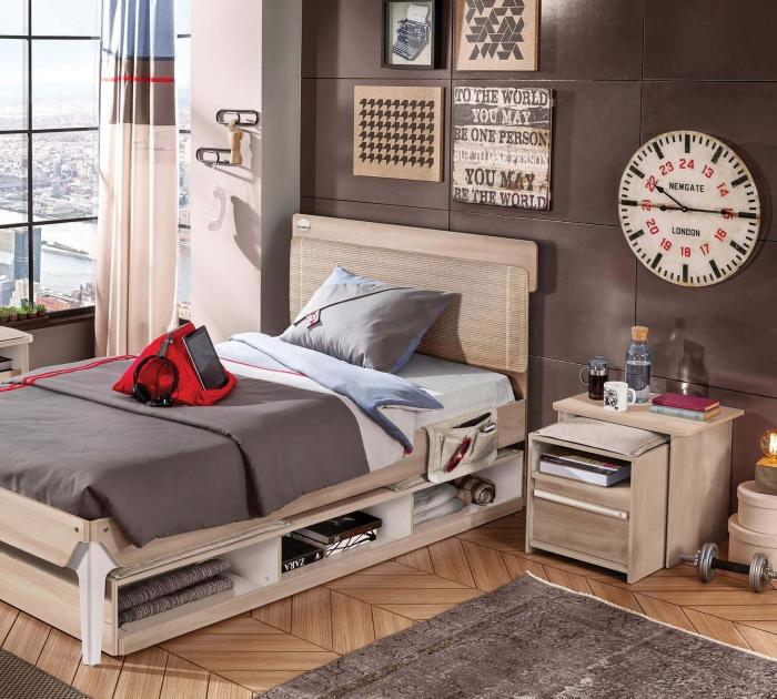 Noptiera camera pentru copii Colectia Duo [2]