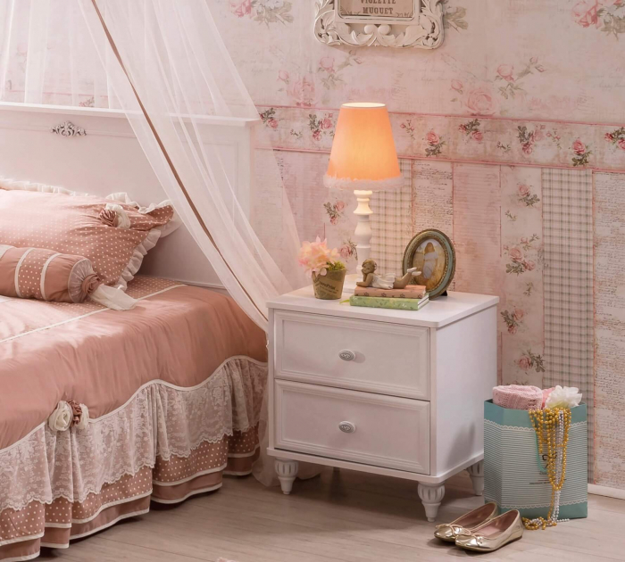 Noptiera pentru camera copii si adolescenti Colectia Romantica [2]