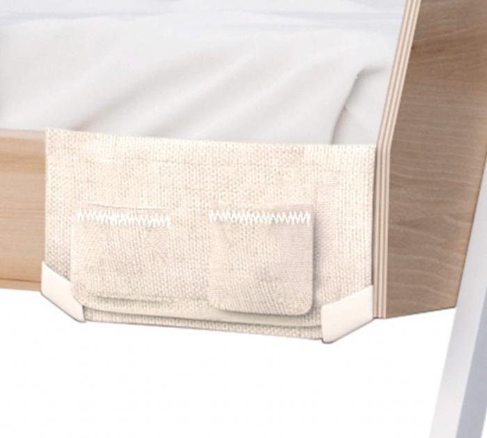 Pat etajat pentru copii, Colectia Duo  (90x 200-120x200 cm) [1]