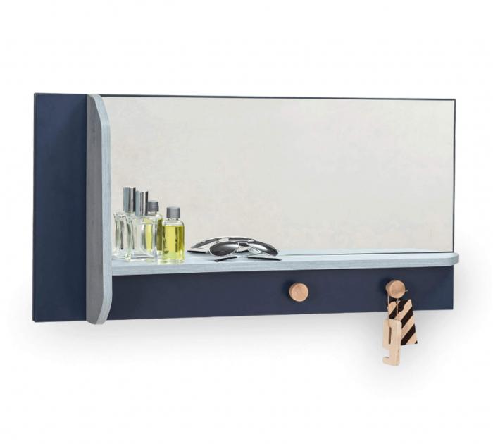 Raft cu oglinda camera copii Colectia Trio [0]