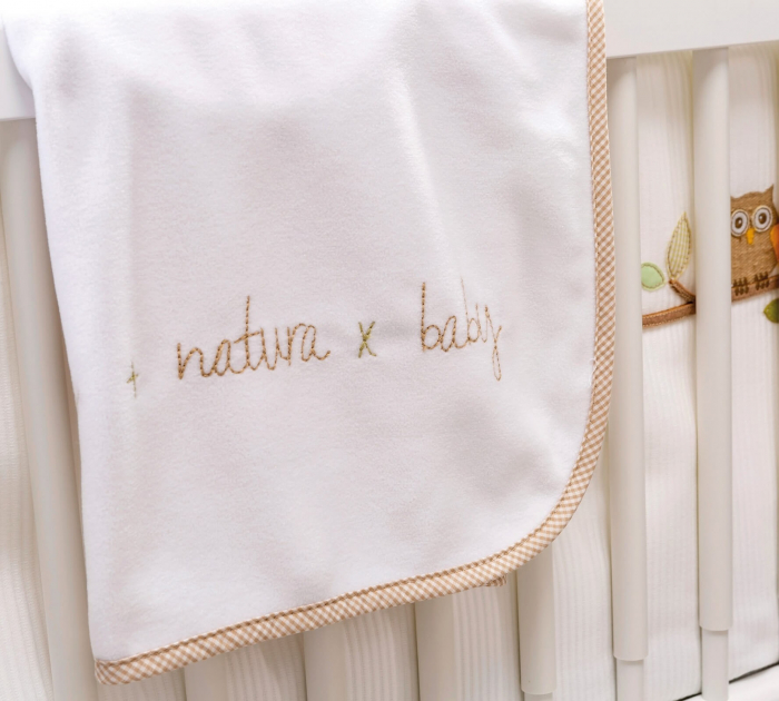 Set pat bebelus Natura baby  75x115 cm [2]