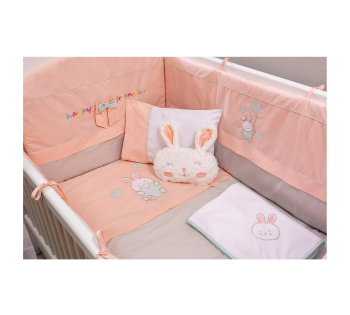 Set pat Happy Bedding 75x115 cm [0]