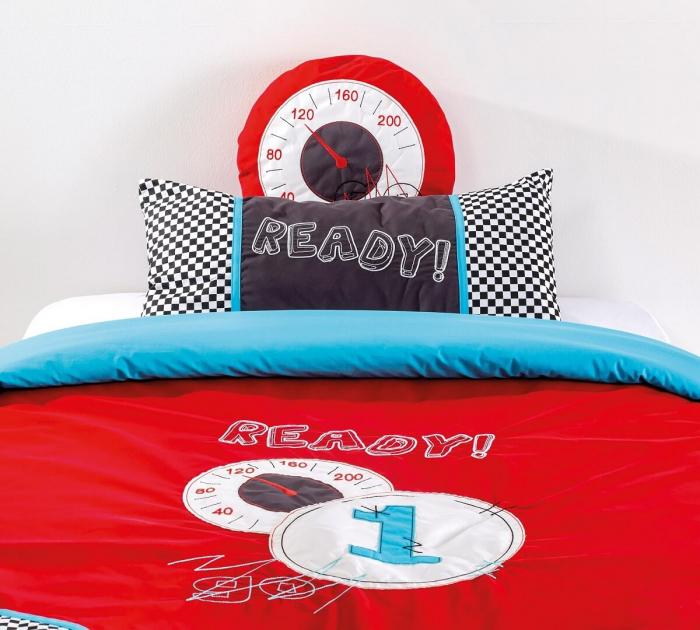 Set pentru pat copii, Colectia Bispread 90x100 cm [1]