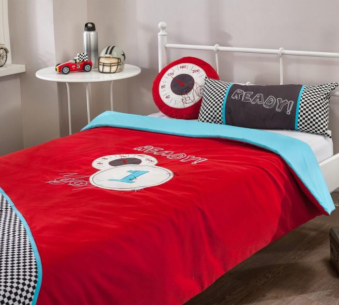Set pentru pat copii, Colectia Bispread 90x100 cm [2]