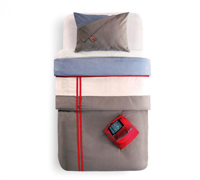 Set pentru pat copii, Colectia Select 120x140 cm [0]
