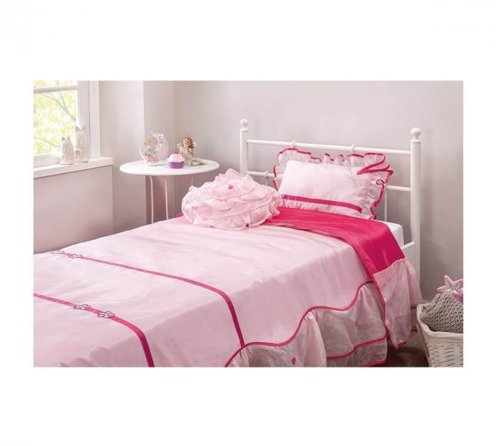 Set pentru pat copii, Colectia Lady 90-100 cm [2]