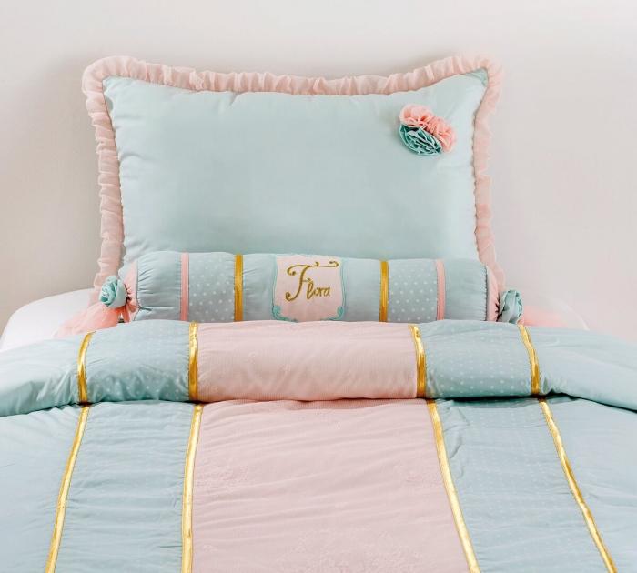 Set pentru pat copii, Colectia Paradise 90-100 cm [1]