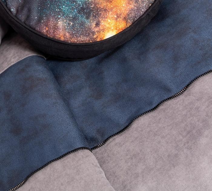 Set pentru pat copii, Colectia Dark 100x120 cm [3]