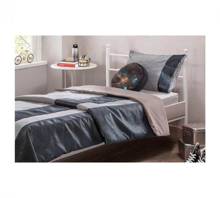 Set pentru pat copii, Colectia Dark 100x120 cm [2]