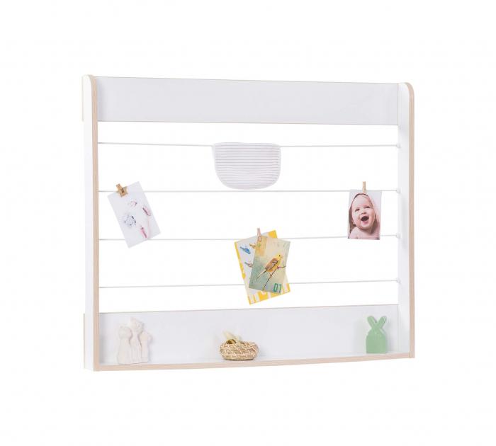Suport de infasare trasnformabil in etajera , pentru bebe Colectia Montessori [2]