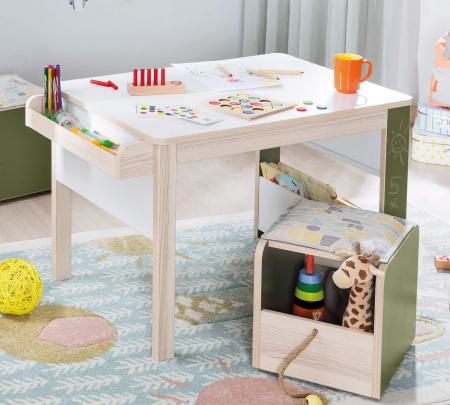 Masa de birou  pentru copii, Colectia Montessori [2]