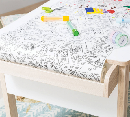 Masa de birou  pentru copii, Colectia Montessori [4]