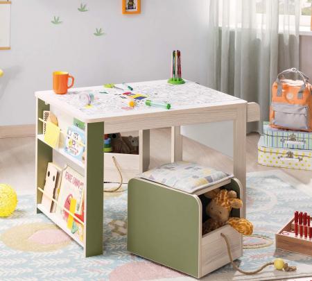 Masa de birou  pentru copii, Colectia Montessori [1]