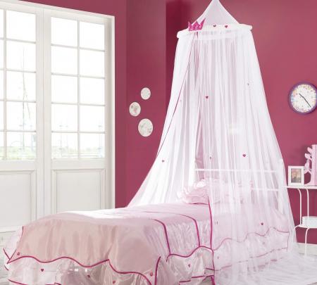 Baldachin pentru pat copii, colectia Lady [0]