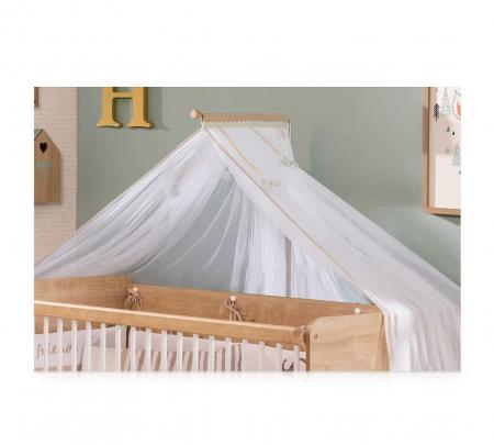 Baldachin pentru pat copii, colectia Mocha Baby [0]
