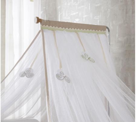 Baldachin pentru pat copii, colectia Natura Baby [1]