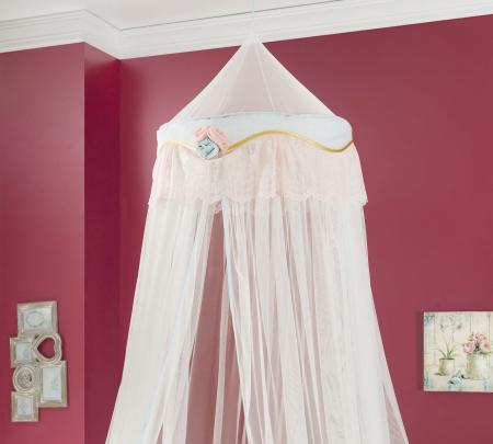 Baldachin pentru pat copii, colectia Paradise [3]