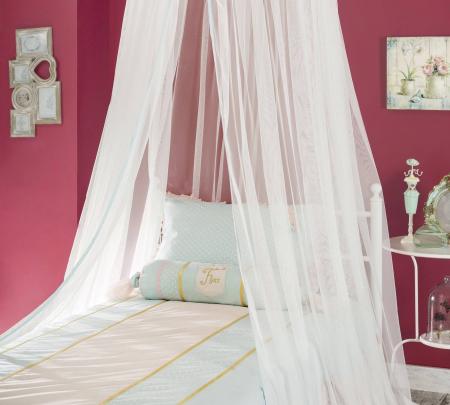 Baldachin pentru pat copii, colectia Paradise [2]