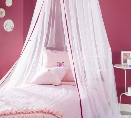 Baldachin pentru pat copii, colectia Rosa [2]