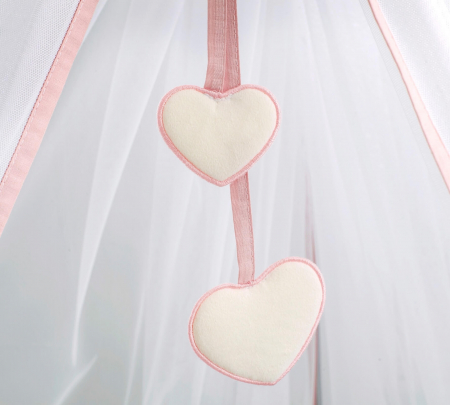 Baldachin pentru pat copii, Little Love Baby [2]