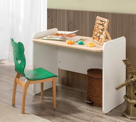Comoda cu 3 sertare cu masuta incorporat, pentru camera copii Colectia Natura Baby [3]