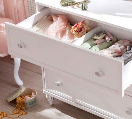 Comoda cu 3 sertare, pentru camera copii si adolescenti Colectia Romantica [3]