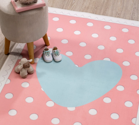 Covor camera copii Soft Happy Carpet100x150 cm [2]