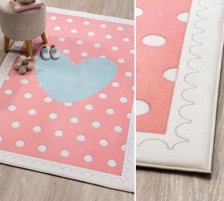 Covor camera copii Soft Happy Carpet100x150 cm [1]