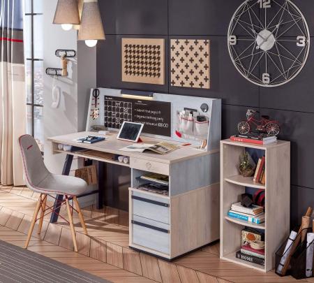 Masa birou camera copii, Colectia Trio 141x64x76 cm [2]