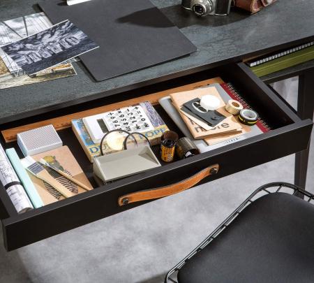 Masa de birou mic, pentru adolescentilor Colectia Dark Metal [2]