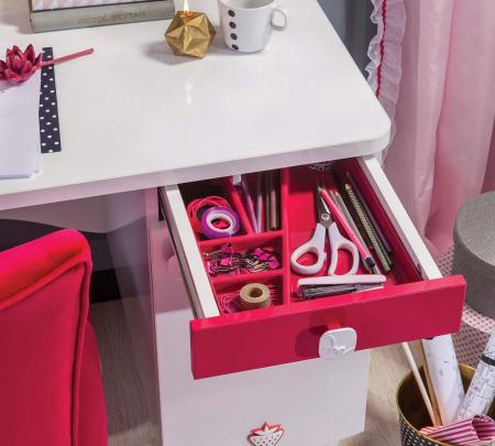 Masa de birou pentru camera fetelor Colectia Yakut [2]