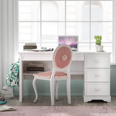Masa de studii pentru camera fetelor Colectia Rustic White [1]