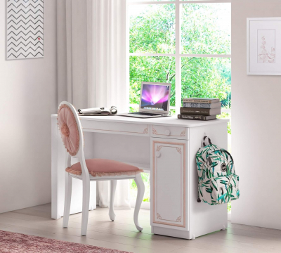Masa pentru camera fetelor, Colectia Selena Pink [1]