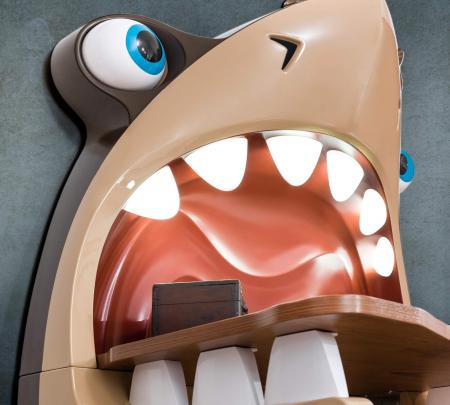 Masa rechin, pentru camera baieti, Colectia Pirate [3]
