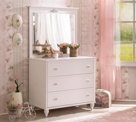 Oglinda pentru camera copii Colectia Romantica [1]