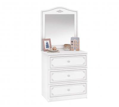 Oglinda pentru camera copii Colectia Selena Grey [3]