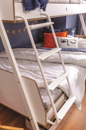 Pat etajat pentru copii, Colectia Modera (90x 200-120x200 cm) [1]