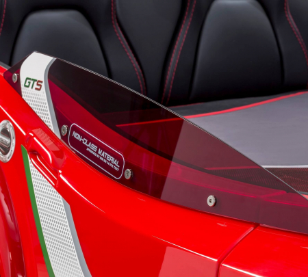 Pat masina GTS-rosu, colectia Champion Racer [6]