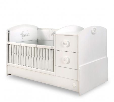 Patut bebelusi colectia cotton white [0]