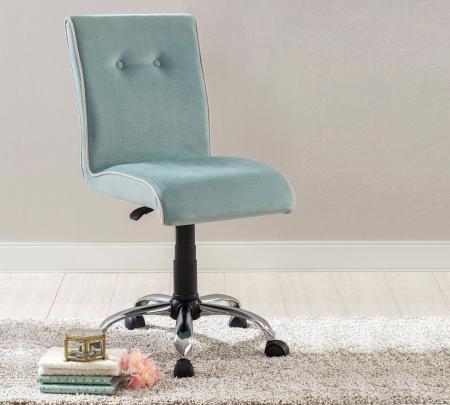 Scaun de birou pentru copii Blue Soft | Livrare gratuita Chisinau [0]